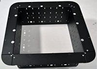 "Amazon.com : Firebuggz 36"" Square PNP Fire Pit Insert"