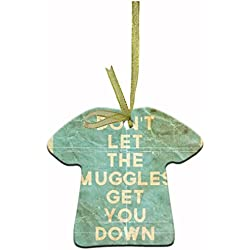 Fry Arten - Harry Potter Vintage Quote Quotes Custom Porcelain Gift Family Christmas Tree Ornament