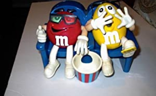 Amazon M M S Candy Dispenser At The Movies In 3d