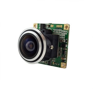 Usmile-12V-1000TVL-13-CCD-170-degree-Wide-Angle-Fisheye-Lens-HD-FPV-Camera