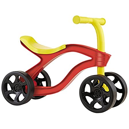 At Little Tikes we make products that encourage active & imaginative play for kids. Products that get small bodies moving, spark curiosity, create wonder and let kids dream big. The Scooteroo is the new fun ride-on presented by Little Tikes! This ea...