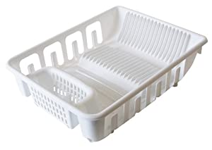 Buy United Solutions All In One Standard Plastic Dish Rack
