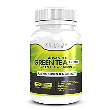 Try an all-natural health-boosting weight loss solution with Zenwise Labs' Advanced Green Tea Extract capsules. A powerful dietary supplement that offers a wealth of benefits for men and women seeking healthier living: - Assists with weight loss -...