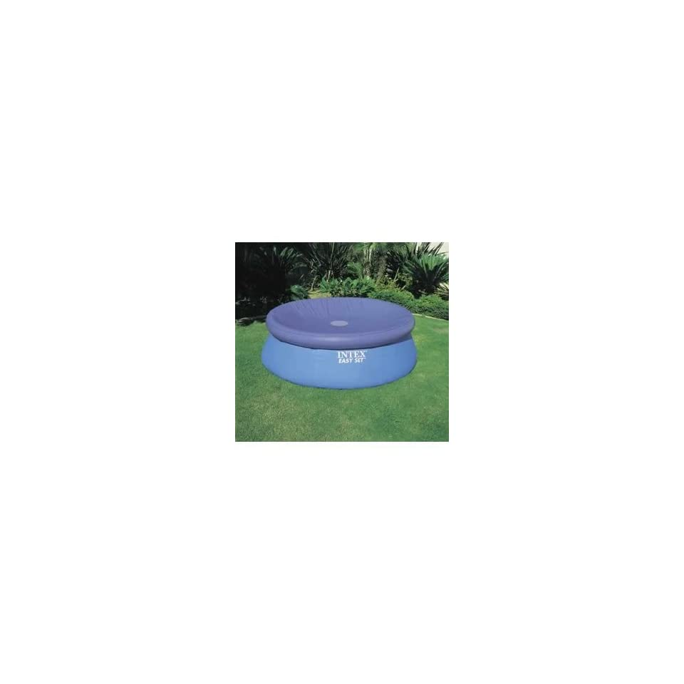 Pool Komplettset Amazon Ft Intex Easy Set Style Swimming Pool Cover Toys Games On