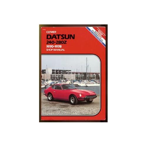nissan datsun 280z 1977 official car workshop manual repair manual service manual download