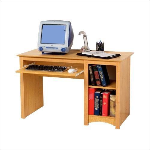 Picture of Comfortable Sonoma Maple Computer Desk - Prepac MDD-2948 (B003WRB3A4) (Computer Desks)