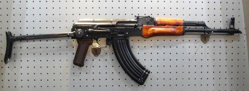 GHK AKMS(NEW) ガスブローバック