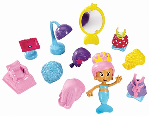 Fisher Price Nickelodeon Bubble Guppies Snap And Dress