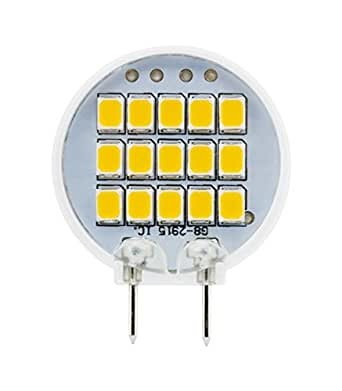 Landlite Dimmable Led G8 Bulb With Electric Shock