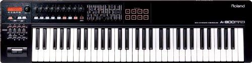 Roland ローランド MIDIキーボードコントローラー A-800PRO-R 61鍵