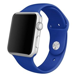 BESSKY-Sports-Silicone-Bracelet-Strap-Band-for-iPhone-Watch-38mm
