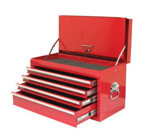 Excel Tb2060bbsa Red 26 Inch Steel Chest Red Tool