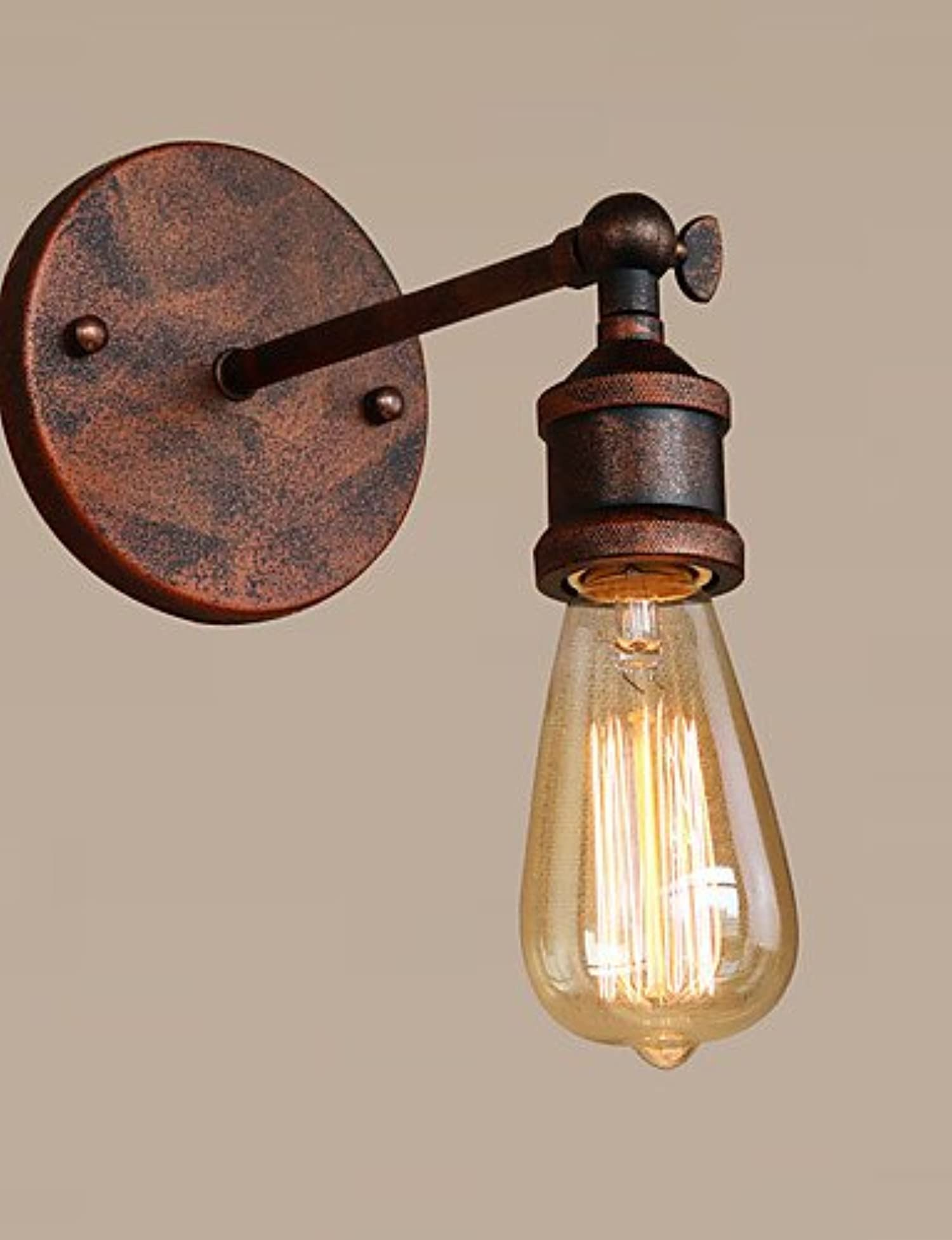 Industrial Style Bathroom Light Fixtures Yupx Wall Light Wall Mount Light Retro Industrial Style
