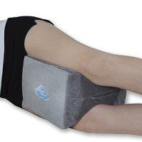 Cushy Cloud Memory Foam Knee Pillow - Provides Instant ...