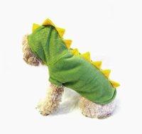 : Amazon.com: Dogs Cat Pets Jumpsuit Crocodile Clothes ...