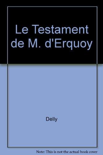 Le Testament de M. d'Erquoy