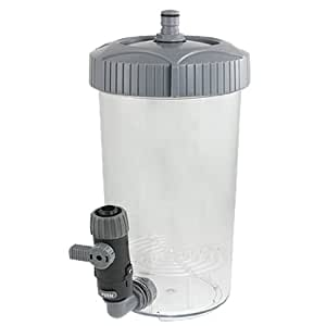 Sourcingmap Aquarium Fish Tank 90 Degree Water Inlet External Filter