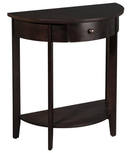 Image of Office Star MA110ES Madison Hall Console Entry Table (MA110ES)