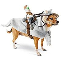 Amazon.com : Luke Skywalker on Tauntaun Dog Costume Size ...
