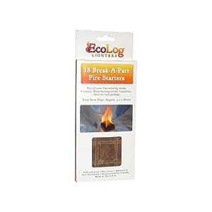 Amazoncom Ecolog Lighters Fire Starter Chips