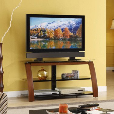 Image of Whalen Furniture TV Stand for Flat-Panel TVs Up to 56