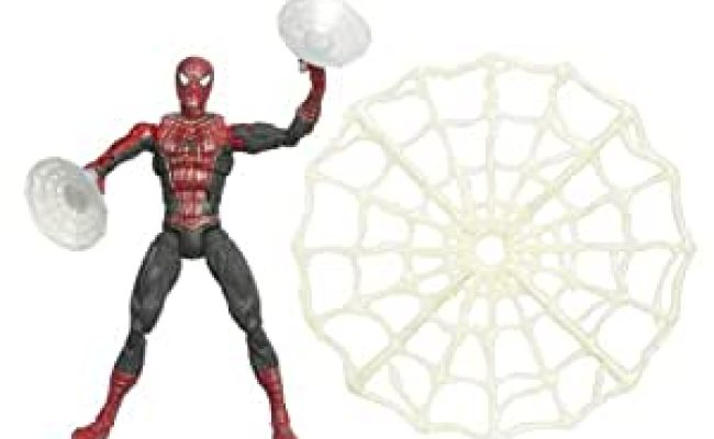 Buy Spiderman Classic Trilogy Heroes Action Figures Wall