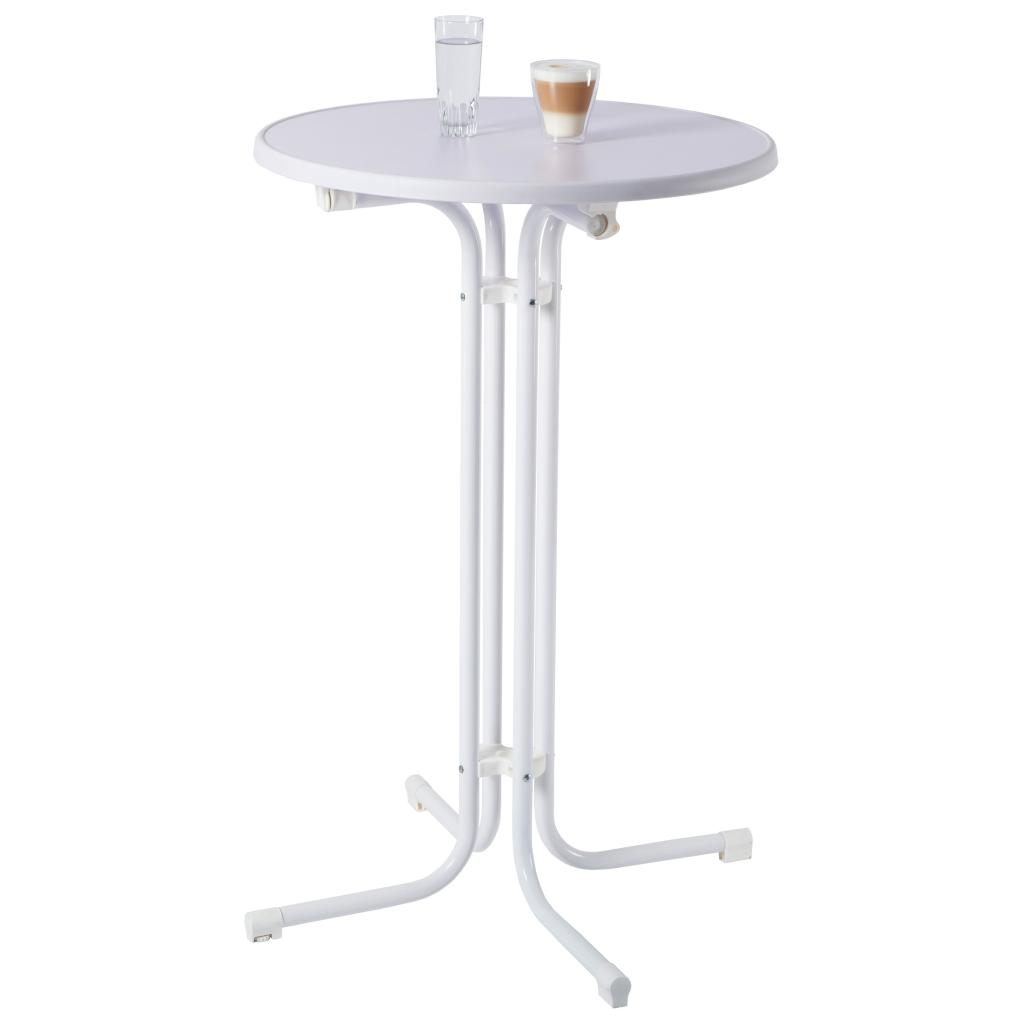 Amazon Table De Jardin Plastique Ultranatura Table De Bistrot Pliante En Plastique Coburg