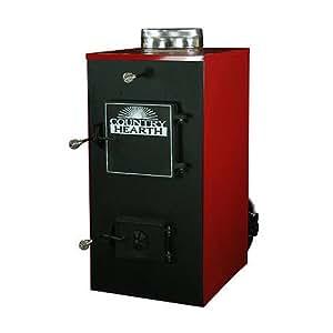 U S Stove Company 24a Ashley Warm Air Wood Coal Furnace