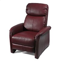 Amazon.com - Home Leather Soft Pad Recliner 3 Positional ...