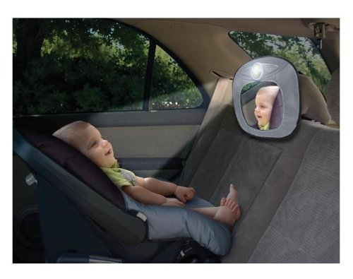 Pram Side Seat Attachment Read About Brica Day And Night Light Musical Mirror Gray