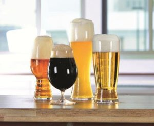 Beer Gift Giving Guide: Spiegelau Tasting Kit Beer Glasses