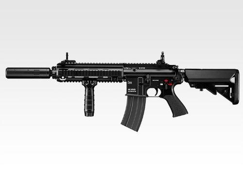 東京マルイ  次世代電動ガン DEVGRU デブグルカスタム HK416D  NEWニッケルフルセット (本体+バッテリー+充電器)