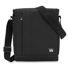 CaseCrown-Carry-On-Water-Resistant-Vertical-Mobile-Messenger-Bag-for-Travel