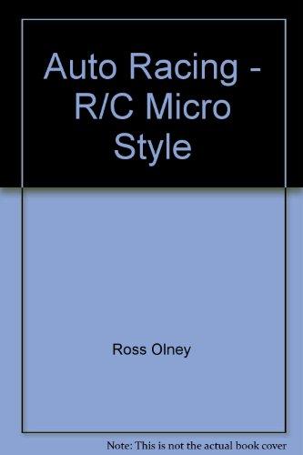 Auto Racing - R/C Micro Style