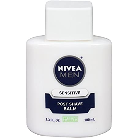 Nivea for Men Sensitive Post Shave Balm, Active Comfort System   Overview The improved extra gentle formula was specifically developed for men with sensitive skin. It's very gentle and enriched with Vitamin E and natrual soothing Chamomile and Witch...