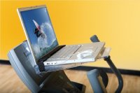 Desk Laptop Table Holder Treadmill Stand Mount Tray Home ...