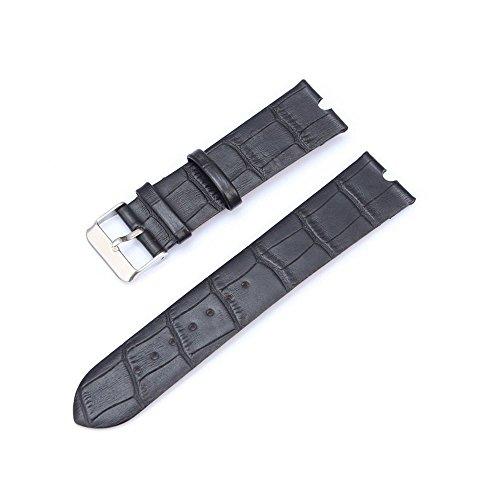 TRUMiRR-22mm-Quick-Release-Watch-Band-Stainless-Steel-Strap-Bracelet-for-Moto-360-2-46mm-2015Samsung-Gear-2-R380-R381-R382-Pebble-Time-SteelAsus-Zenwatch-1-2-22mm-LG-G-Watch-W100-W110-W150-BlackSilver