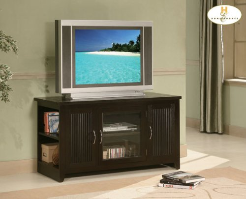 Image of Homelegance Pepperville 48 Inch TV Stand in Espresso (8046-T)