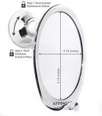 Fogless Shower Mirror for No Fog Shaving | Your Prime ...