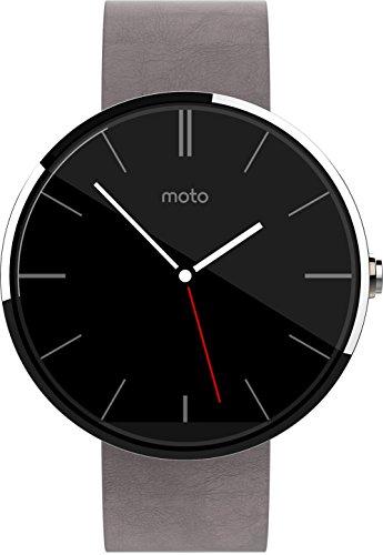 "Motorola Moto 360 - Smartwatch Android (pantalla 1.56"", 4 GB,..."