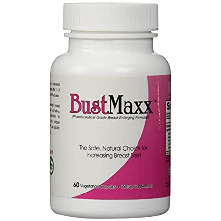 BustMaxx reactivates the natural hormonal effects on breast tissue, resulting in increased breast size. It is the most effective formulation available, using only the highest quality all-natural ingredients and it's made in the USA. BustMaxx is a saf...