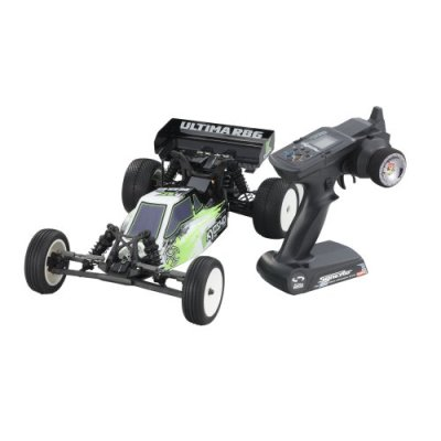 Kyosho-Ultima-RB6-RS-Brushless-Electric-Racing-Buggy-110-Scale