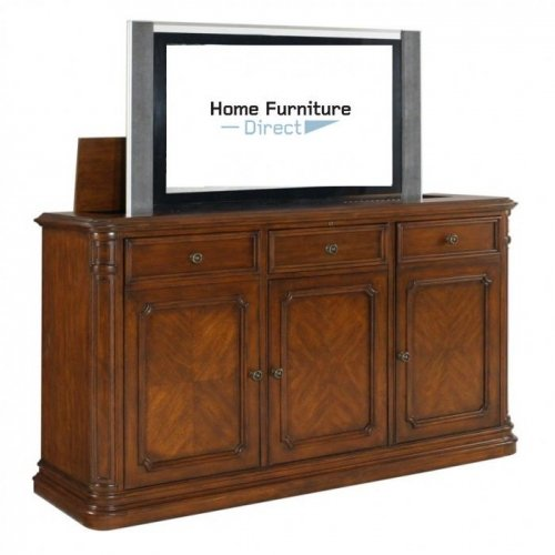 Image of Import Advantage Estates TV Stand (AT003529)