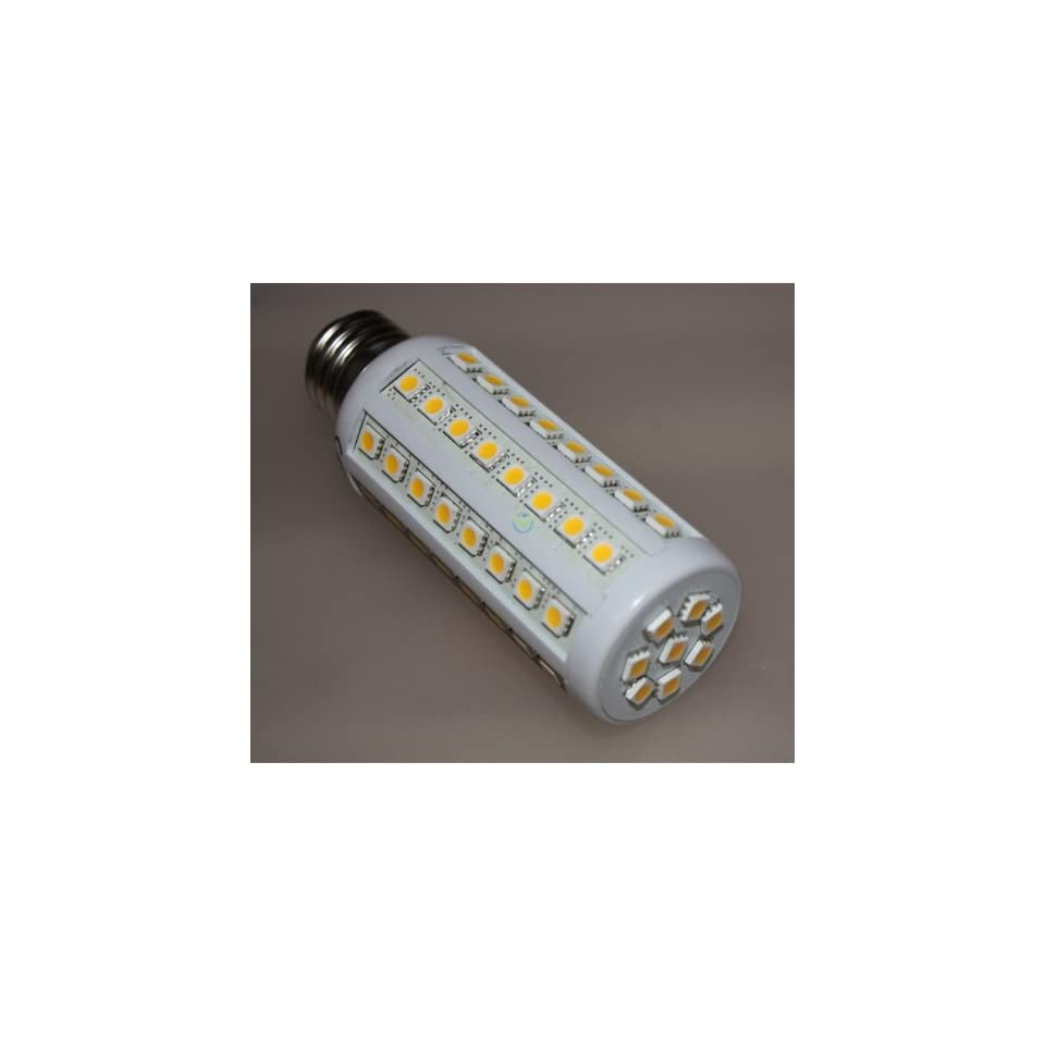 4000 Kelvin Led Lampe E27 800 Lm Corn 72 Leds Warmweiss 4000 Kelvin On Popscreen
