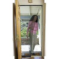 Indoor Screen Door Exterior