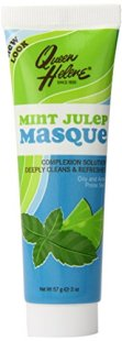 Amazon Deal on Queen Helene Facial Masque, Mint Julep, 2 Ounce [Packaging May Vary] as low as $1.10 shipped! jungledealsblog.com