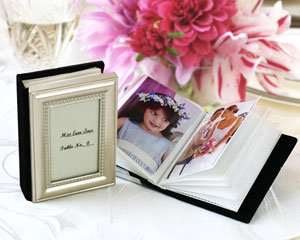 Little-Book-of-Memories-Place-Card-HolderMini-Photo-Album-Baby-Shower-Gifts-Wedding-Favors