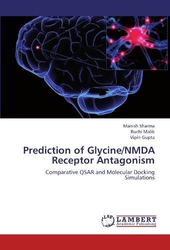 Prediction of Glycine/NMDA Receptor Antagonism: Comparative QSAR and Molecular Docking Simulations