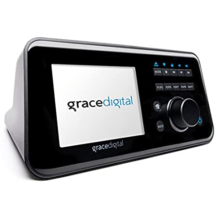 Grace Digital GDI-IRCA700 Wireless Internet Radio Adapter with 3.5-Inch Color Display  The Primo Wi-Fi Receiver provides free Internet radio from around the world to your home stereo.    The Primo uses your existing WiFi to connect the world of onlin...