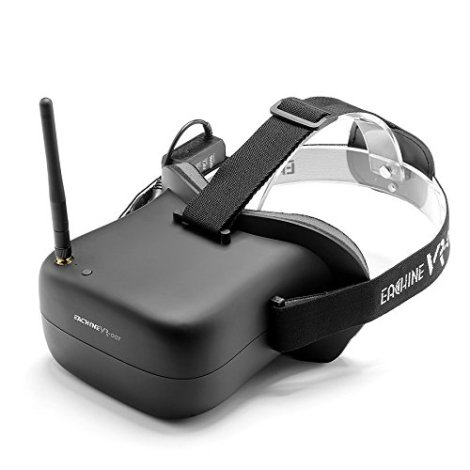 EACHINE-VR-007-58G-40CH-FPV-Goggles-Video-Glasses-43-Inch-With-74V-1600mAh-Battery